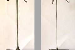 ferro-ottone-specchio-cm86x40x30-1996